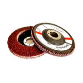 Sterk Flap Disk Zımpara Alüminyum Oksit 115x22mm 6...