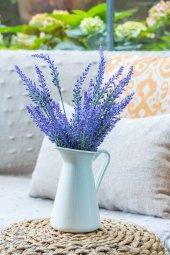 Mor Lavanta Provence Yapay Çiçek
