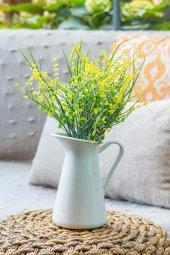 Sarı Narkissos Yapay Çiçek
