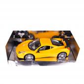 Huzur Hzr3174 Uzaktan Kumandalı Şarjlı Sarı Araba