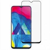 Samsung Galaxy M10 Kavisli 9d Kırılmaz Ekran Koruy...