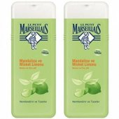 Le Petit Marseillais Mandalina Ve Misket Limonu Duş Jeli 400ml X2