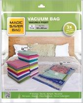 Magic Saver Bag Xlarge Vakumlu Poset 55x90 Hurç 1 Adet
