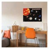 Güneş Sistemi Duvar Sticker