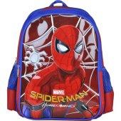 Spiderman 95547 Okul Çantası Erkek Çocuk