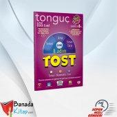 Tonguç Akademi 8.sınıf Lgs 8.adım Tost Türkçe Matematik Fen