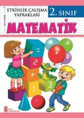 2. Sınıf Etkinlik Çalışma Yaprakları Matematik Ata...