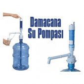 Pilli Damacana Su Pompası 19 Litre Su Sebili Su Çe...