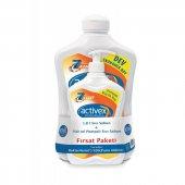 Antibakteriyel Sıvı Sabun 1.8 Lt + 700 Ml Aktif Koruma