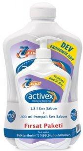 Antibakteriyel Sıvı Sabun 1.8 Lt + 700 Ml Hassas