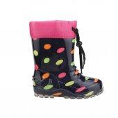 Sanbe 901p3104 Yağmur Su Geçirmez Kız Çocuk Çizme ...