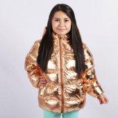 Milan Çocuk Club 2 5 Yaş Kız Çocuk Mont Kaban Gold...