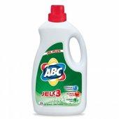 Abc Jel Plus Sıvı Çamaşır Deterjanı Bahar Ferahlığı 33 Yıkama 2145 Ml