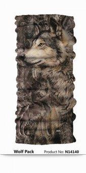 Narr Buff Bandana Wolf Pack Çok Fonksiyonlu