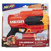 Nerf N Strike Mega Tri Break