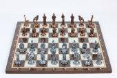 Kh.129, Roma Ve Truva Askerleri Satranç Takımı....