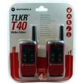 Motorola Tlkr-t40 Pmr 2& 039 Li El Telsizi En Popü Ler El Telsizi