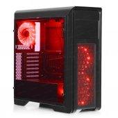 Dark N10 Pro 500w 80+ Bronze 3x12cm Kırmızı...