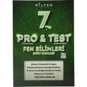 Bilfen Yayınları 7. Sınıf Pro & Test Fen Bilimleri Soru Bankası