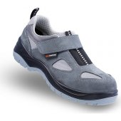 Mekap 157 Süet Çelik Burunlu İş Ayakkabısı 44 Numara