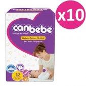 Canbebe Bebek Bakım Örtüsü 80 Adet (60x60) 8*10